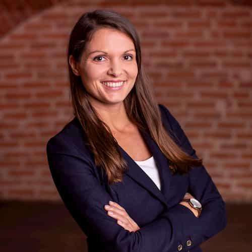 Christina Strasser, BA